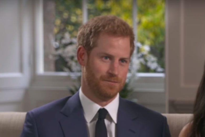 księcia Harry